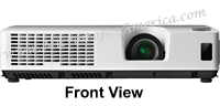Front View Hitachi CP-X2020 XGA PROJECTOR