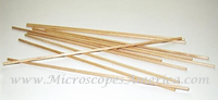 Plain Applicator Sticks (Wood)