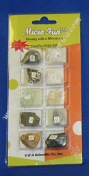 Rocks and Minerals Specimens Set MSA-M1