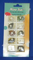 Rocks and Minerals Specimens Set MSA-M2